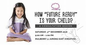 """How """"Future Ready"""" Is Your Child"""