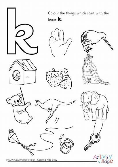 Letter Start Colouring Coloring Activity Superb Library