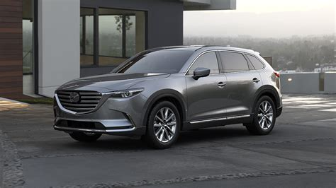 cx  luxury suv     features mazda