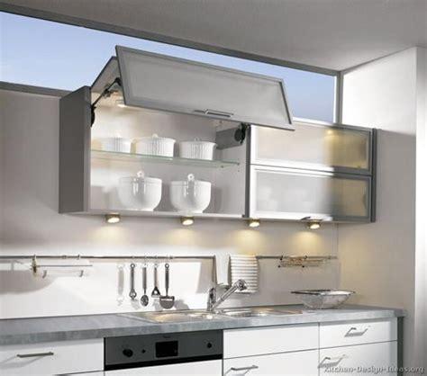aluminum kitchen cabinet doors افكار وتصميمات مطابخ المنيوم مودرن بالصور ماجيك بوكس 4026