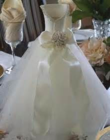 communion centerpiece ideas wedding dress centerpiece moh album