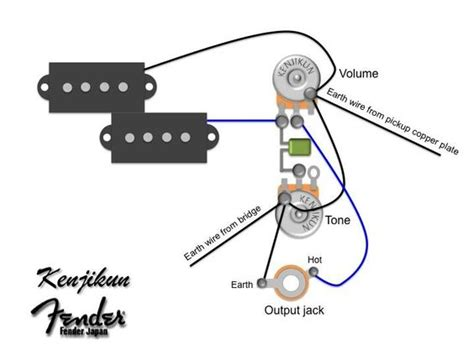 Capacitor Wiring Diagram For Guitar by 17 Best Images About Bass Wiring Ps Bass And Search