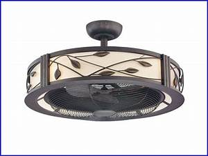 Images about enclosed ceiling fan on