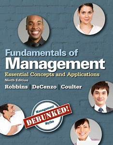 Management 9th Edition By Stephen P Robbins