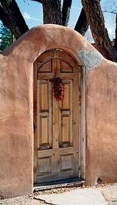Pueblo Revival Houses in Santa Fe - Old-House Online - Old ...