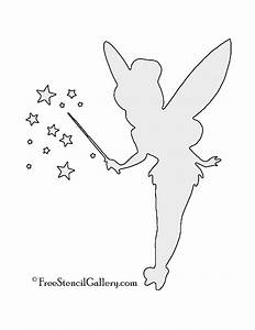 tinkerbell 02 stencil free stencil gallery With tinkerbell pumpkin template free
