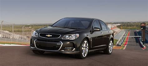 chevy ss discontinued vehicles sports sedan
