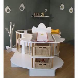 Lit Bébé Gain De Place : ensemble lit evolutif bebe pi ti li ~ Melissatoandfro.com Idées de Décoration