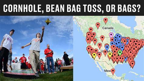 cornhole bean bag toss  bags whats