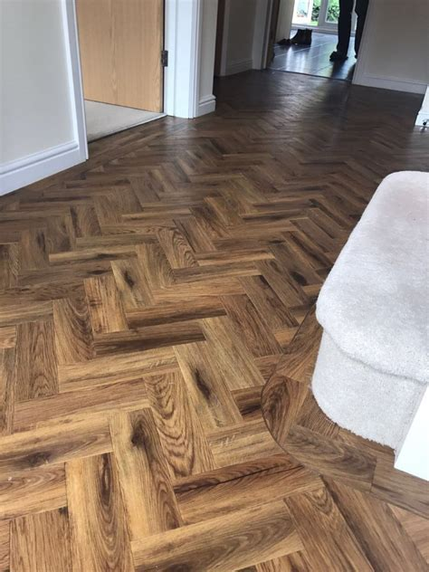 Karndean art select parquet flooring! (Pictured: colour