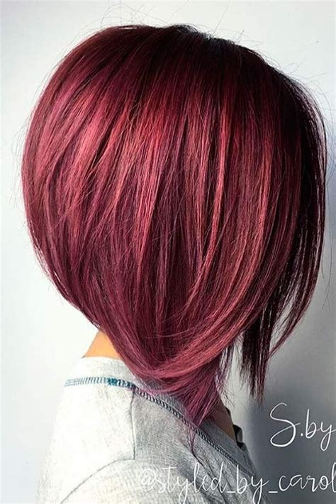 layered haircuts de 10 bedste id 233 er inden for hairstyles p 229 9887