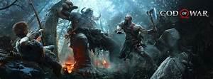God of War 4 (2017) PS4 HD Wallpapers01 Games