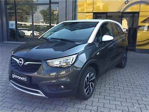 Opel Crossland X Innovation : sold opel crossland x 1 6 diesel i used cars for sale autouncle ~ Medecine-chirurgie-esthetiques.com Avis de Voitures