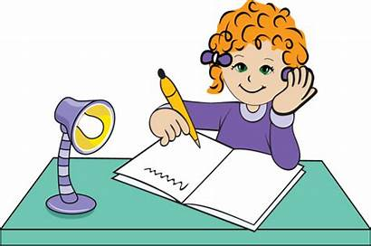 Handwriting Writing Clipart Clip Neat Cliparts Hand