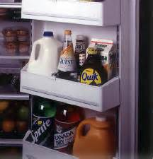 zisnc ge monogram  built  side  side refrigerator  automatic icemaker
