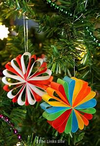 12, Easy, Diy, Paper, Christmas, Decorations