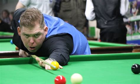 Wdbs Stages Northern Classic In Preston Snookerhq