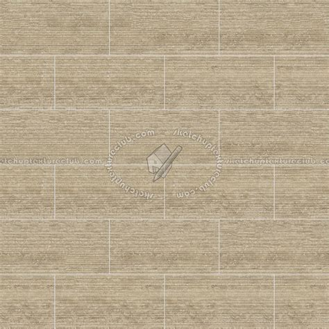 Roman travertine floor tile texture seamless 14715