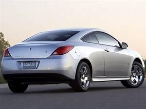 Pontiac G6 Coupe - 2008  2009  2010
