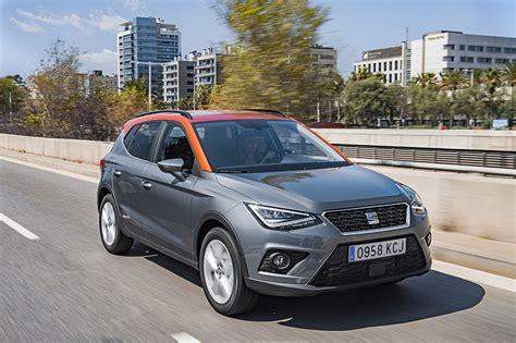 Seat Arona: primo contatto con l'inedito SUV spagnolo