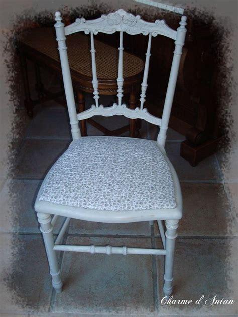 relooking de  vieilles chaises charme dantan