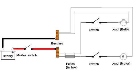 Simple Boat Wiring Diagram by Simple Boat Wiring Diagram Single Battery Wiring Diagram