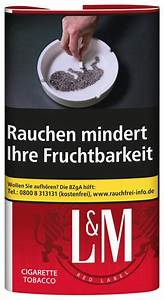 Tabak Online Auf Rechnung Bestellen : l m tabak red l m cigarette tobacco lm red label ~ Themetempest.com Abrechnung