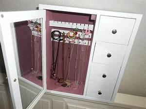 Armoire à Bijoux Gifi : armoire a bijou gifi ~ Teatrodelosmanantiales.com Idées de Décoration