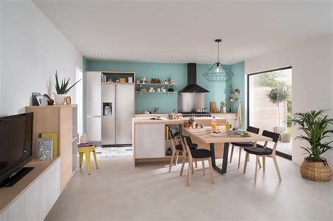 petites cuisines ouvertes cuisine ouverte les nouvelles tendances côté maison