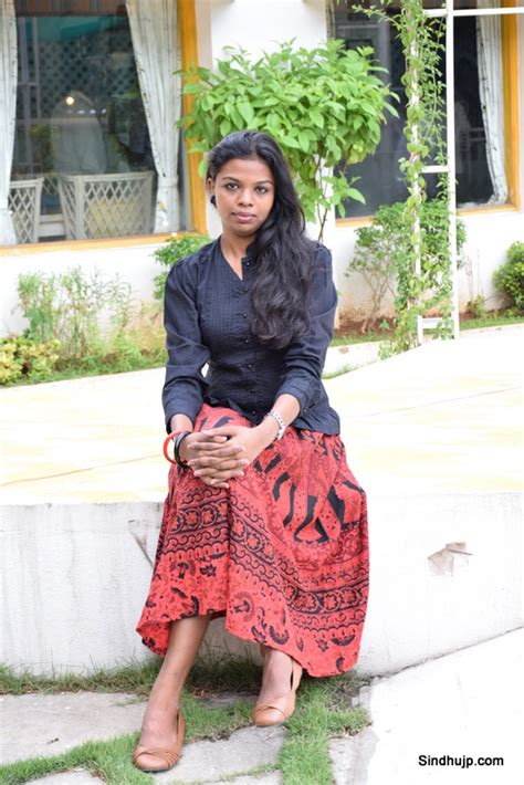Fusion wear - Ethnic Skirt with a Western Top