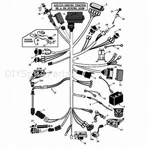 Countax A2050 Lawn Tractor 2007  2007  Parts Diagram  He