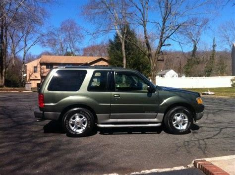 sell   ford explorer sport sport utility  door