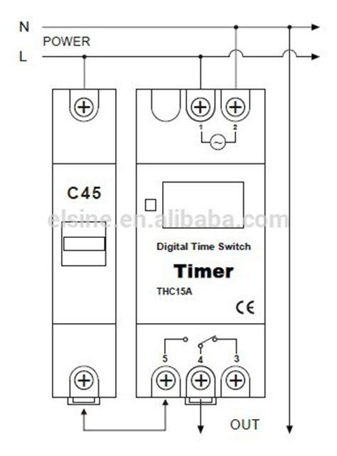 digital timer switch  street lighting control ahca