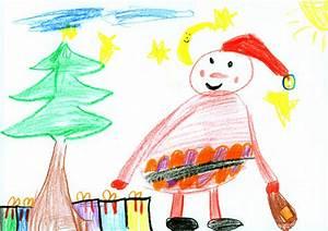 Gemalte Bilder Von Kindern : kinder weihnachtsbilder ~ Markanthonyermac.com Haus und Dekorationen