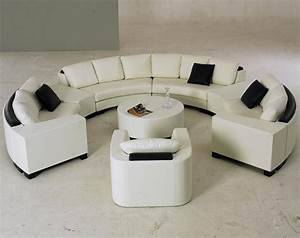 round sofa set designs thesofa With round sectional sofa set manufacturers