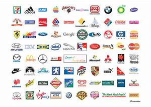Image Gallery most famous logos