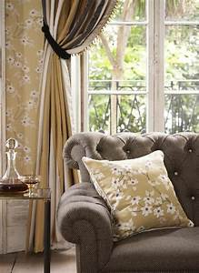 Woodsford fabrics and wallpapers by Nina Campbell. www ...