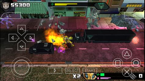 Transformers Revenge Of The Fallen Psp Iso Free Download
