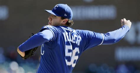 brad keller  finished     rookie seasons    royals pitcher royals review