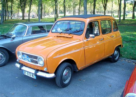 renault orange topworldauto gt gt photos of renault r4 photo galleries
