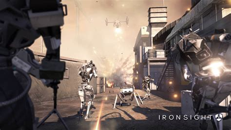 Ironsight - Join the last battle on Earth for worldwide ...