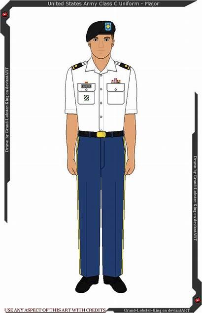 Army Class Uniform Lobster King Grand Deviantart