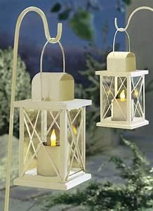 Solar Laterne Groß : solar metall laterne 2er set led kerze solarlaterne weiss gartenlaterne ds ebay ~ Watch28wear.com Haus und Dekorationen