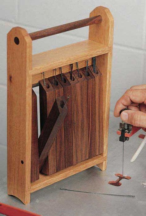 scroll  blade caddy downloadable plan