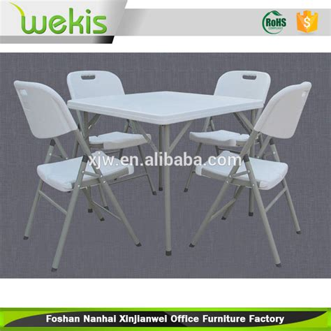 manufacturer of lightweight mini plastic folding table and