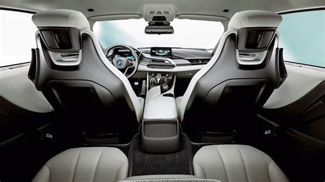 bmw  interior  behance
