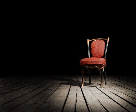 """""""empty Chairs"""" Written By A Fellow Ranger • The Havok Journal"""