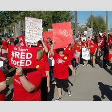 Teachers Rally At Arizona Capitol For 20% Pay Increase  Local News Tucsoncom