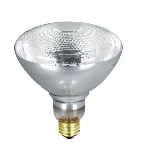 feit electric 65 watt halogen br40 flood light bulb 12