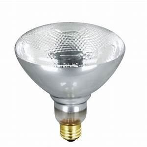 Feit electric watt halogen br flood light bulb